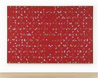 little sangre de christo by larry poons