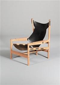 lounge chair by ole gjerlov knudsen