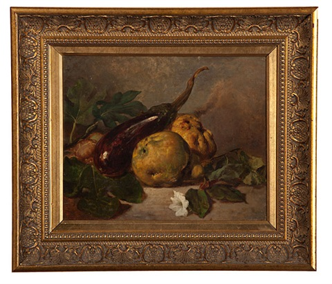 still life of fruit by henri fantin latour
