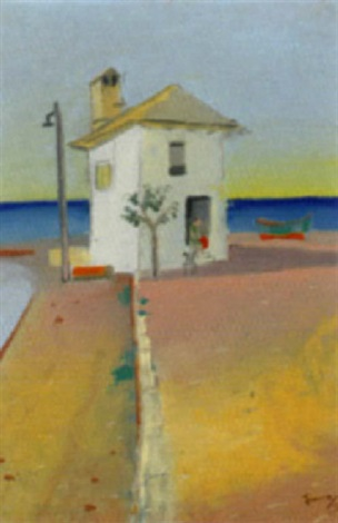 haus am strand by franz hrastnik