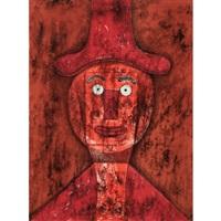 cabezo roja by rufino tamayo