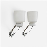 sconces (pair) by arteluce