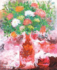 valentine's flower by cak kandar