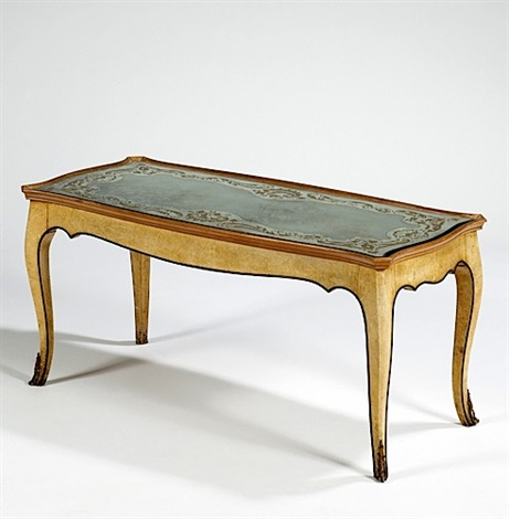 Table Basse De Style Louis Xv By Maison Jansen On Artnet