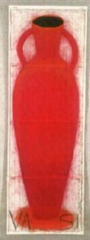 brocca rossa by lucia pescador