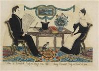 john l. crockett and nancy crockett of sandbornton, belknap county, new hampshire by joseph h. davis