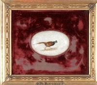 faisan pietant by philippe rousseau