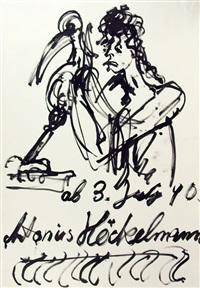 ohne titel by antonius höckelmann