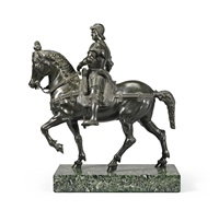 the equestrian monument to bartolommeo colleoni by andrea del verrocchio