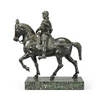 the equestrian monument to bartolommeo colleoni by andrea del verrocchio