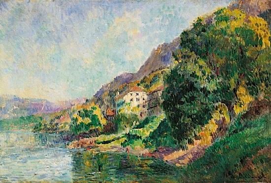 le port de rouen by joseph marie louis delattre