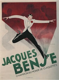 jacques bense by pol vexio