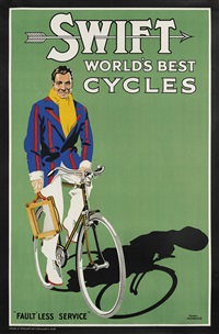 swift/world's best cycles by frank newbould