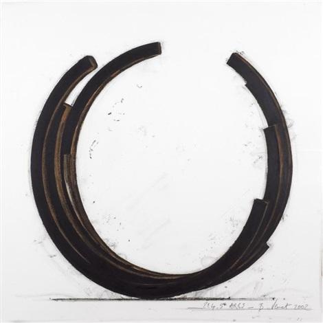 2245° arcs by bernar venet