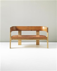 settee by h.i. gruppen