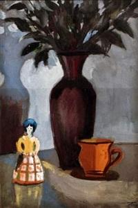 bouquet à la poupée by alexandre batourin
