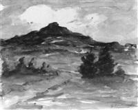 mountain view by arthur j. hammond