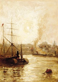 the tyne by john brown abercromby