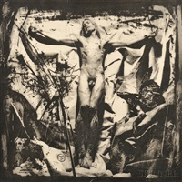 a christ by joel-peter witkin