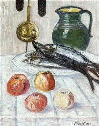 pommes et maquereaux by louis thevenet
