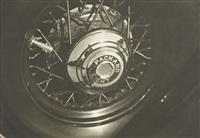 car wheel by shikanosuke yagaki