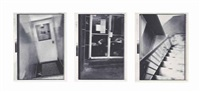 untitled (set of 6) by christopher wool