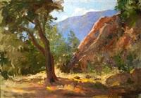 shaded view by john bond francisco