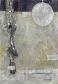 aus einem totenhaus, komposition mit weiblichem akt by hermann theophil juncker