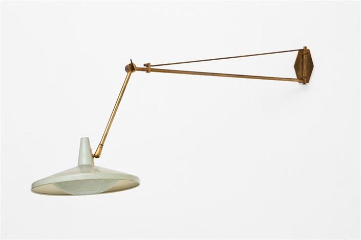 Lampada da parete estensibile by stilnovo on artnet