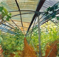 greenhouse by maria filopoulou