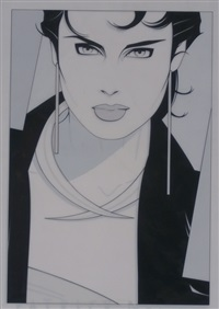 michelle, galerie michael by patrick nagel