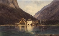 am see by carl lafite