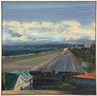 santa monica coast highway by larry cohen