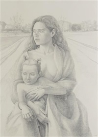 mother and child by david denby