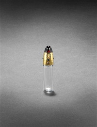 perfume bottle by paul frey