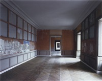 attique du nord, no. 2, château de versailles by robert polidori