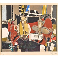 l'echo by georges braque