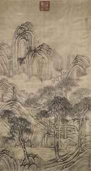 paysage by tang dai