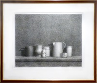 still life no. 5 by william h. bailey