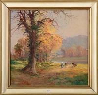 paysage animé by leonardo roda