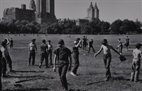 central park by larry fink