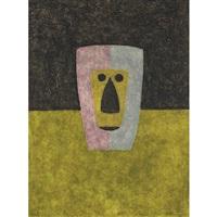 mascara (from rufino tamayo 18 aguafuertes, 1984) by rufino tamayo