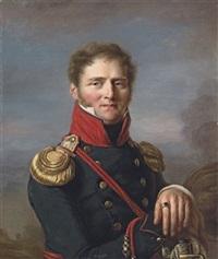portrait of nicolas-frédéric freudenreich by pierre nicolas legrand de lérant