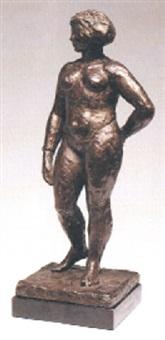 stående kvinna by paul cornet