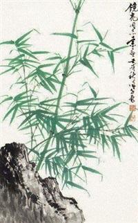 竹石 by xu zihe
