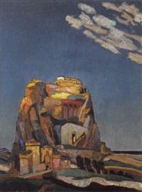 rocca fortificata by agostino bosia