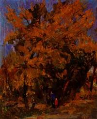 l'automne by vladimir erlikh