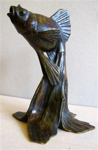 poisson voile by edouard marcel sandoz