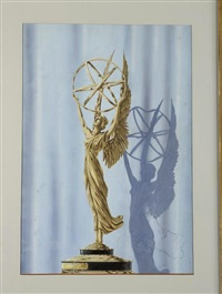 emmy concept drawing by lou mcmanus