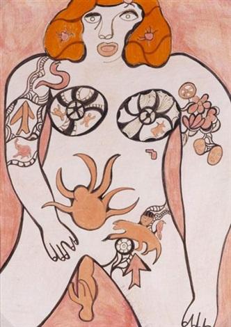 la naissance by niki de saint phalle